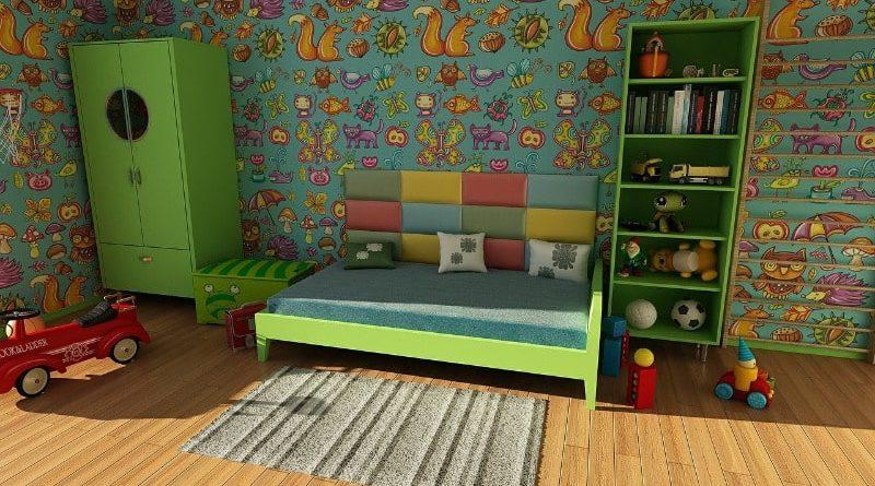 15 Tipps für die Gestaltung des Kinderzimmers